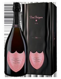 Champagne Dom Pérignon Brut Rosé 1996 - Avec coffret