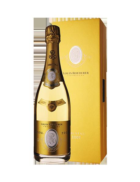 Champagne Louis Roederer Cristal 2009 - Avec coffret