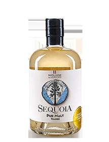 Distillerie du Vercors Whisky Pur Malt Séquoia Tourbé Bio