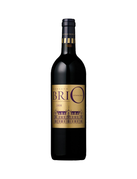 Brio de Cantenac Brown Margaux 2008