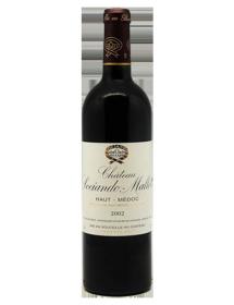 Château Sociando-Mallet Haut-Médoc Cru Bourgeois Rouge 2002