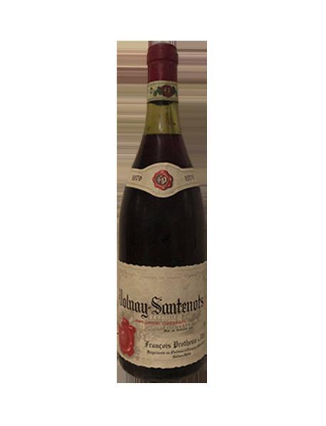 Domaine François Protheau Volnay 1er Cru Santenots 1979