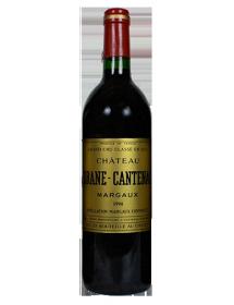 Château Brane-Cantenac Margaux 2ème Grand Cru Classé Rouge 1990