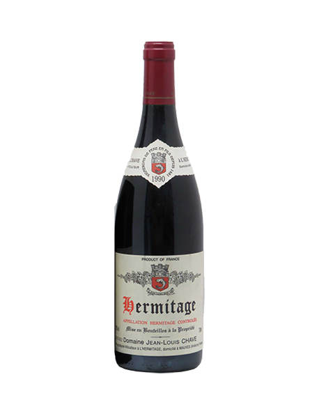 Domaine Jean-Louis Chave Hermitage Rouge 1990