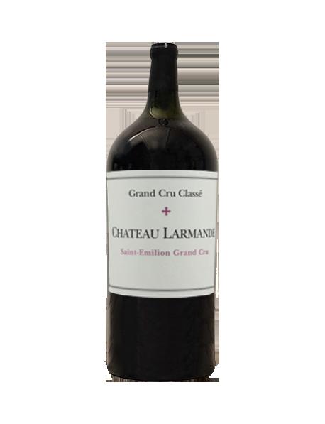 Château Larmande Saint-Emilion Grand Cru Classé Salmanazar 9 litres - Caisse Bois d'origine