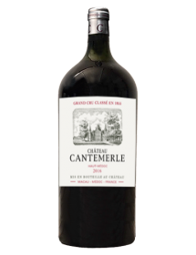 Château Cantemerle Haut-Médoc 5ème Grand Cru Classé 2016 Nabuchodonosor 15 litres