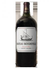 Château Beychevelle Saint-Julien 4ème Grand Cru Classé 2014 Balthazar 12 litres - Caisse Bois d'origine