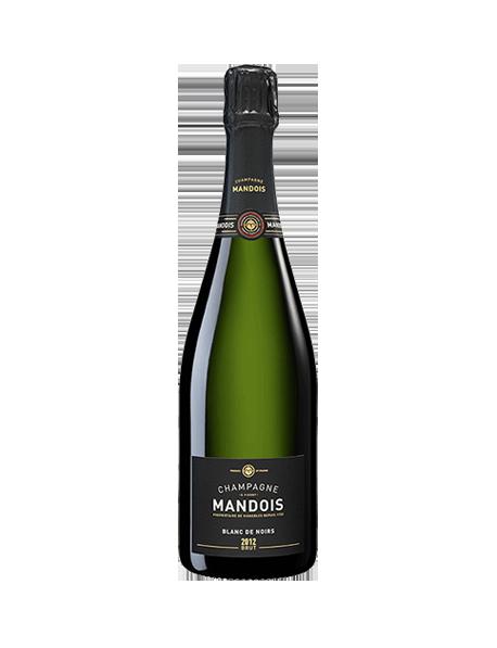 Champagne Mandois Brut Blanc de noirs 2012