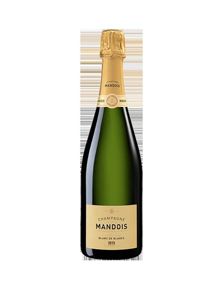 Champagne Mandois Brut Blanc de blancs 2012