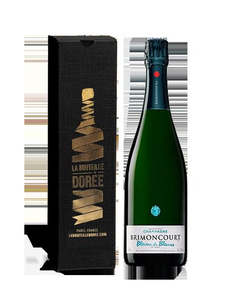 Champagne BrimoncourtBlanc de blancs - Avec étui