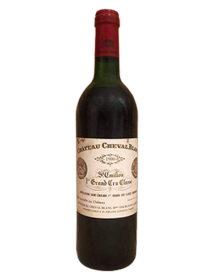Château Cheval Blanc Saint-Emilion 1er Grand Cru Classé A 1980