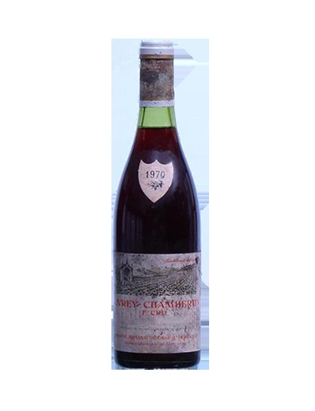 Domaine Rousseau Gevrey-Chambertin 1er Cru Les Cazetiers 1970