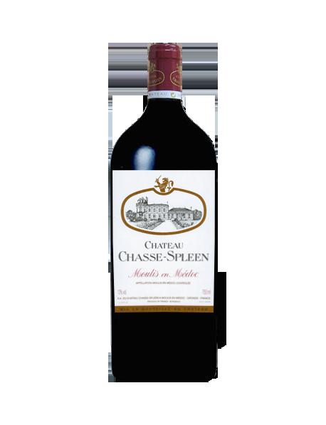 Château Chasse-Spleen 2014 Impériale 6 litres - Caisse Bois d'origine