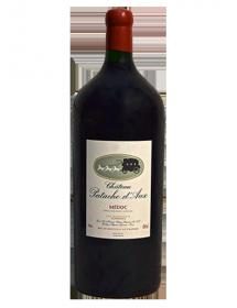 Château Patache d'Aux Médoc Cru Bourgeois Rouge Impériale 6 litres - Caisse Bois d'origine