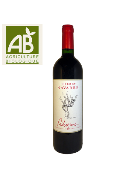 Domaine Thierry Navarre Ribeyrenc Rouge