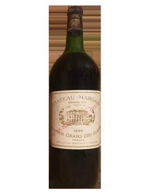 Château Margaux 1er Grand Cru Classé 1959 Magnum - Caisse Bois d'origine