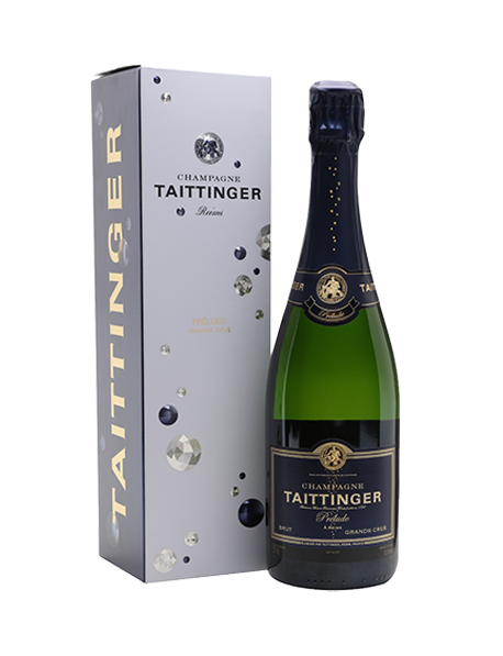 Champagne Taittinger Prélude Grands Crus - Avec étui
