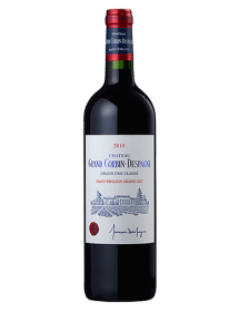 Château Grand Corbin-Despagne Saint-Emilion Grand Cru 2010