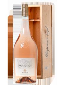 Château d'Esclans Côtes-de-Provence Whispering Angel Rosé 2013 Mathusalem - Caisse Bois d'origine d'1 bouteille