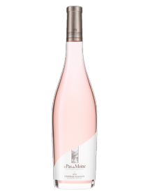 Vin rosé BIO Côtes-de-Provence Sainte-Victoire Le Pas du Moine 2019