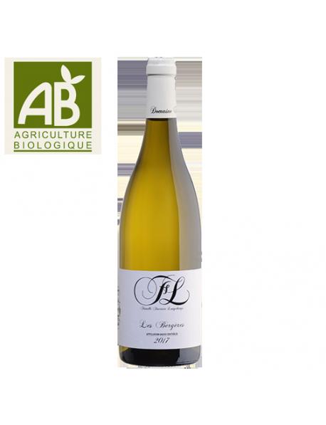 Domaine FL Anjou Les Bergères Blanc 2017 BIO