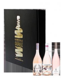 Coffret Vin rosé Sélection 3 bouteilles