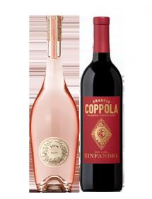 Coffret vin Francis Ford Coppola 2 bouteilles