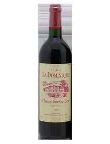 Château La Dominique Saint-Emilion Grand Cru Classé Rouge 1995
