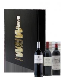 Coffret Vin rouge Bordeaux Saint-Emilion Sélection 3 bouteilles