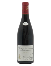 Domaine Denis Bachelet Gevrey-Chambertin Vieilles Vignes 2007