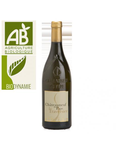 Château Simian Châteauneuf-du-Pape Le Traversier Blanc 2018
