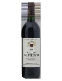 Château de Fieuzal Pessac-Léognan Grand Cru Classé de Graves Rouge 1995