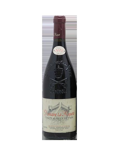 Domaine La Roquette Châteauneuf-du-Pape Rouge 2000