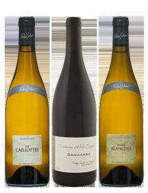 Coffret vin Loire Sancerre Pouilly-Fumé 3 bouteilles