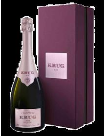 Champagne Krug Rosé - Avec étui