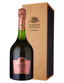 Champagne Taittinger Comtes de Champagne Rosé 2006 - Avec étui