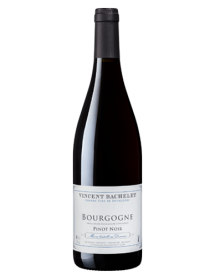 Domaine Vincent Bachelet Bourgogne Pinot Noir Rouge