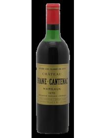 Château Brane-Cantenac Margaux 2ème Grand Cru Classé 1970
