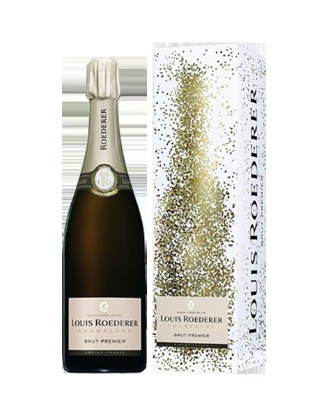 Champagne Louis Roederer Brut Premier - Avec étui