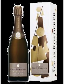 Champagne Louis Roederer Vintage 2012 - Avec étui