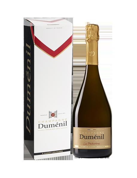 Champagne Duménil Cuvée Prestige Vieilles Vignes Les Pêcherines - Avec étui