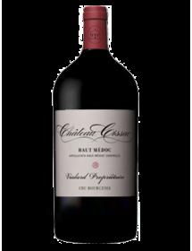 Château Cissac Médoc Cru Bourgeois 2015 Double-Magnum 3 litres - Caisse Bois d'Origine