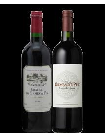 Coffret vin Bordeaux Saint-Estèphe Prestige 2 bouteilles