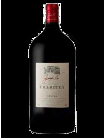 Château Crabitey Graves Rouge 2015 Double-Magnum 3 litres