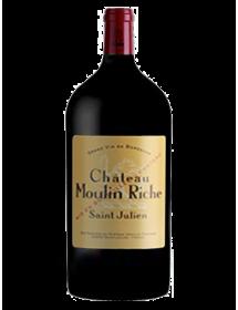 Château Moulin Riche Saint-Julien Rouge Double-Magnum 3 litres