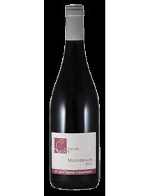 Mondeuse 2019 BIO de Nicolas Gonin - Vins rouges d'Isère et de Savoie