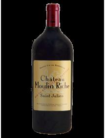 Château Moulin Riche Saint-Julien Rouge Impériale 6 litres