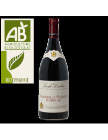 Domaine Joseph Drouhin Chambolle-Musigny 1er Cru Rouge 2017 Jéroboam 3 litres AB et biodynamie