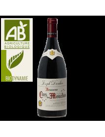 Domaine Joseph Drouhin Clos des Mouches 1er Cru Rouge Jéroboam 3 litres AB et biodynamie