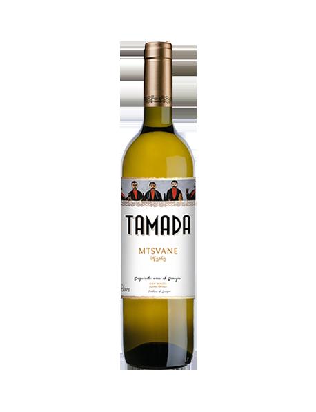 Tamada Mtsvane Kakheti Géorgie Blanc 2015